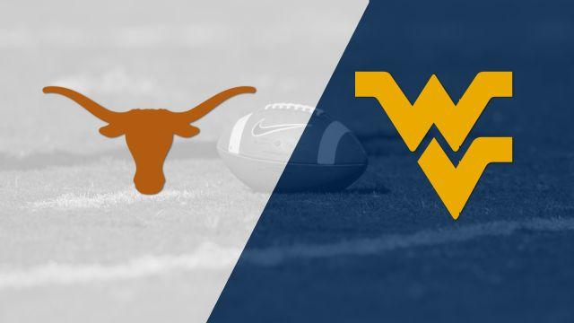 Texas vs. West Virginia (Football)