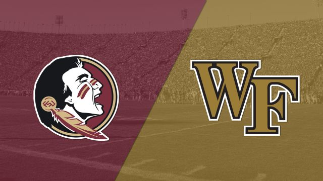 Florida State vs. Wake Forest (Football)