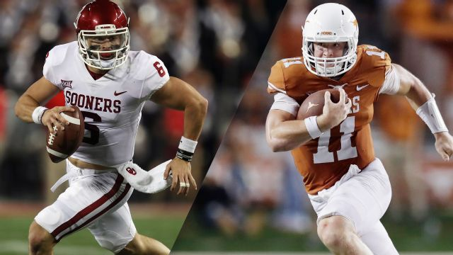 #12 Oklahoma vs. Texas (Football)