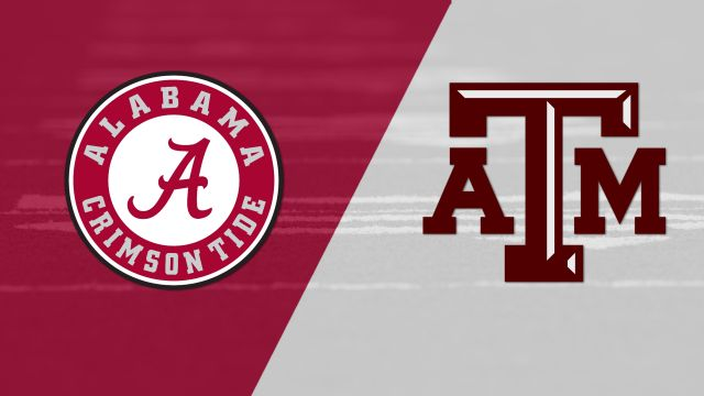 #1 Alabama vs. Texas A&M (Football)