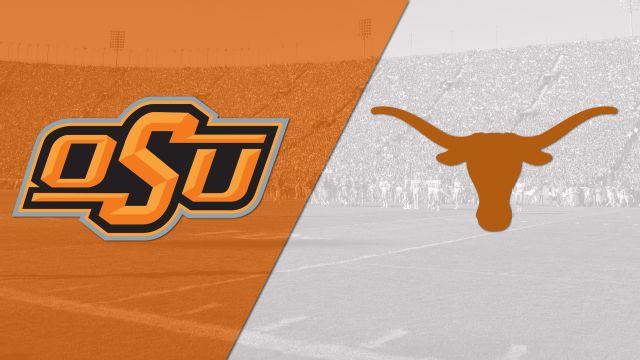 #10 Oklahoma State vs. Texas (Football)