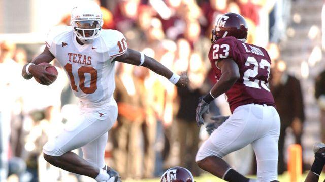 Texas Longhorns vs. Texas A&M Aggies