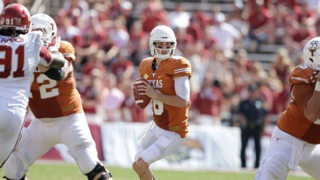 #12 Oklahoma vs. Texas