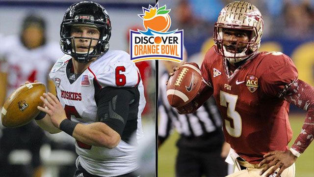 #15 Northern Illinois vs. #12 Florida State: 2013 Discover Orange Bowl