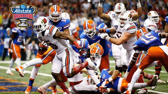 #21 Louisville vs. #3 Florida: 2013 Allstate Sugar Bowl