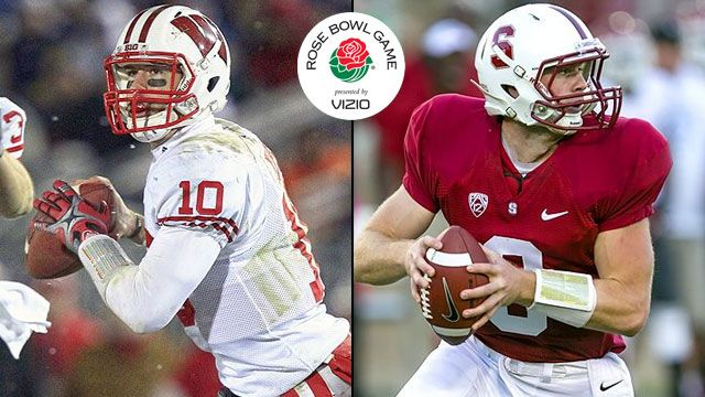 Wisconsin vs. #6 Stanford: 2013 Rose Bowl Game (Spanish)