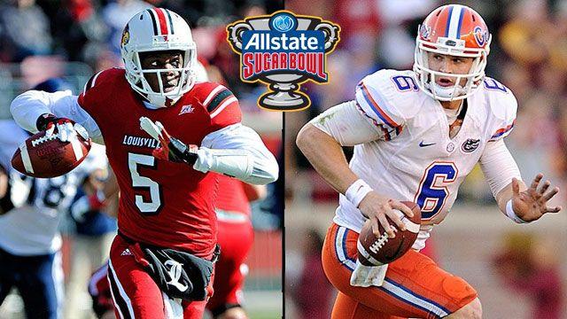 #21 Louisville vs. #3 Florida: 2013 Allstate Sugar Bowl (Spanish)