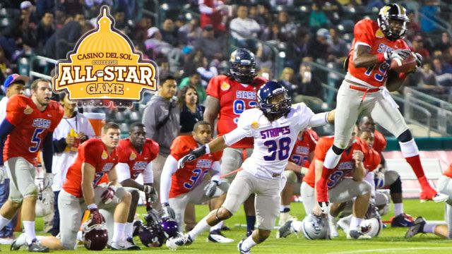Casino del Sol All-Star Game