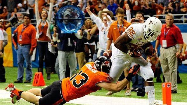 Texas vs. Oregon State - 12/29/2012 (re-air)