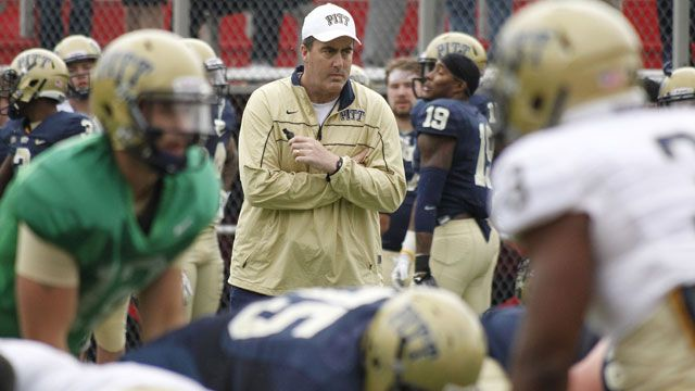 Pittsburgh Spring Football: Blue-Gold Game