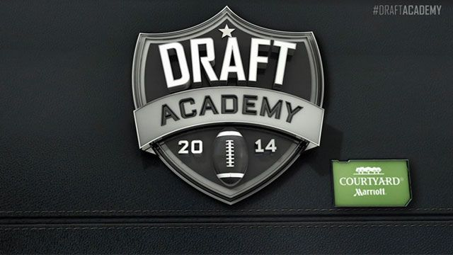 2014 Draft Academy presented by Courtyard By Marriott