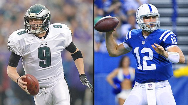 Philadelphia Eagles vs. Indianapolis Colts (Device Restrictions Apply)