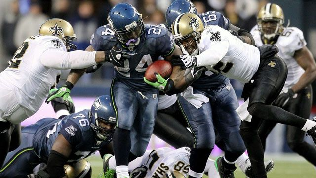 New Orleans Saints vs. Seattle Seahawks