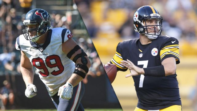 Houston Texans vs. Pittsburgh Steelers (Device Restrictions Apply)