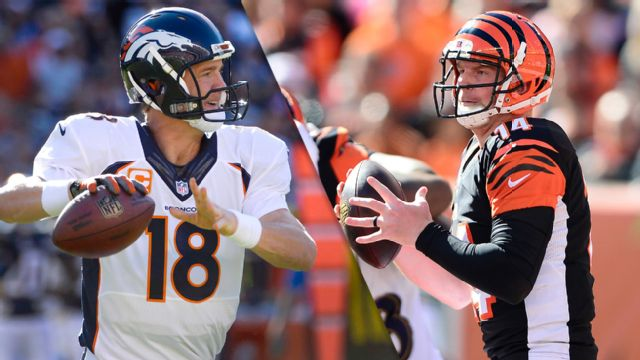 Denver Broncos vs. Cincinnati Bengals (Device Restrictions Apply)