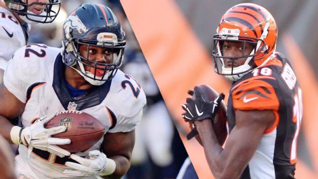In Spanish - Denver Broncos vs. Cincinnati Bengals (Device Restriction)