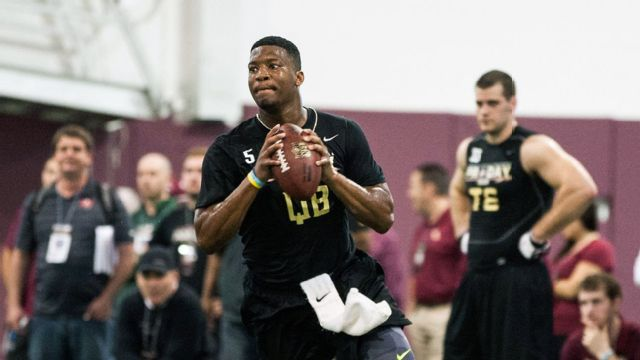 Florida State Football Pro Day