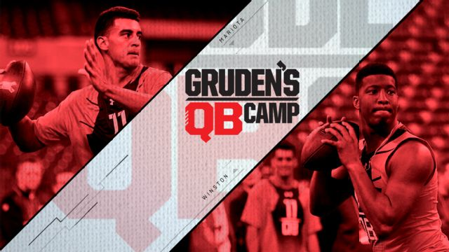 SportsCenter Special Presented by Experian: Gruden's QB Camp - Winston & Mariota