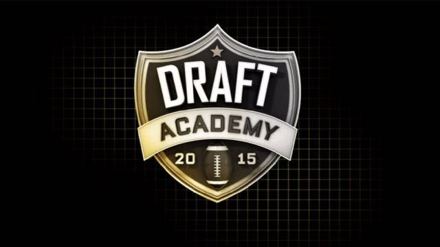 2015 Draft Academy Presented by Courtyard by Marriott: The Journey Begins