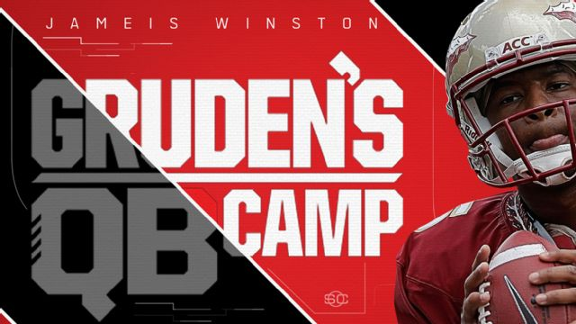 SportsCenter Special Presented by Experian: Gruden's QB Camp - Jameis Winston