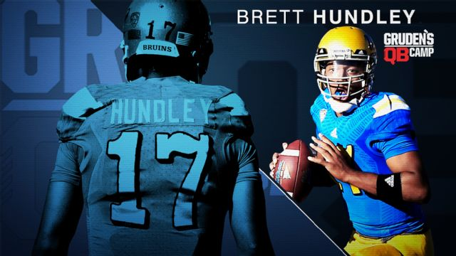 SportsCenter Special Presented by Experian: Gruden's QB Camp - Brett Hundley