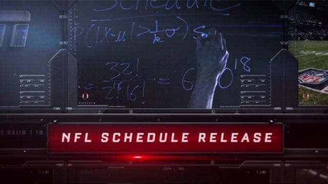 SportsCenter Special: NFL Schedule Release
