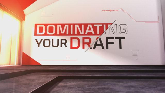 SportsCenter Special: Dominating Your Draft
