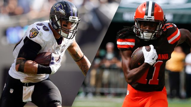 In Spanish - Baltimore Ravens vs. Cleveland Browns