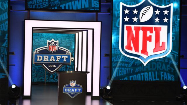 2016 NFL Draft Presented by Courtyard (Rounds 4-7)