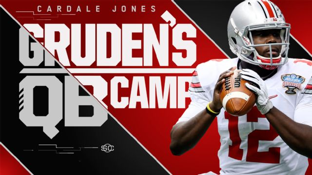SportsCenter Special Presented by Stouffer's: Gruden's QB Camp - Cardale Jones