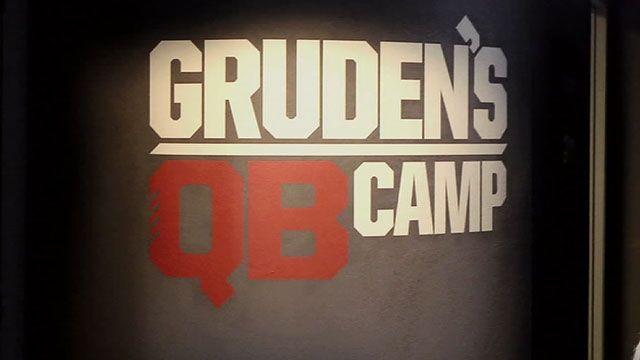 Gruden QB Camp: Cam Newton