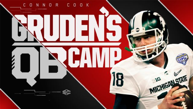 SportsCenter Special Presented by Stouffer's: Gruden's QB Camp - Connor Cook