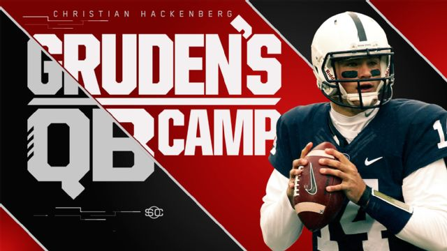 SportsCenter Special Presented by Stouffer's: Gruden's QB Camp - Christian Hackenberg