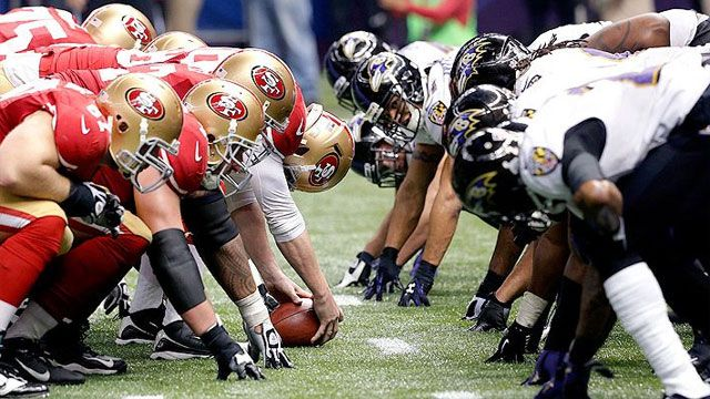 Baltimore Ravens vs. San Francisco 49ers (re-air)
