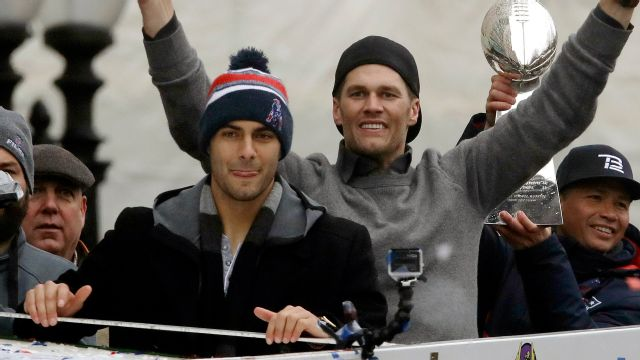 New England Patriots Victory Parade