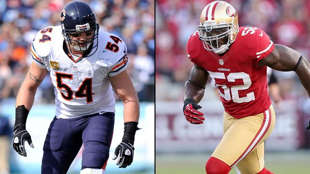 Chicago Bears vs. San Francisco 49ers (Device Restrictions Apply)
