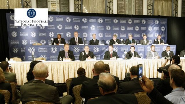 The NFF Annual Awards Press Conference