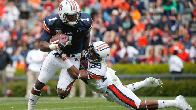 ESPN Spring Football: Auburn