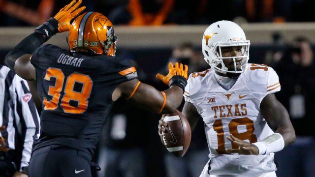 Texas Football Overdrive - Texas vs. Oklahoma State (re-air)
