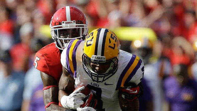 LSU vs. Georgia - 9/28/2013 (re-air)