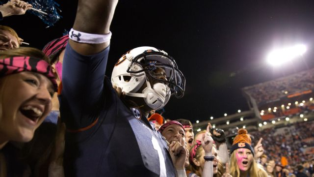 South Carolina vs. Auburn - 10/25/2014 (re-air)