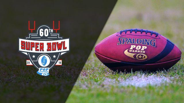 Pop Warner DII Jr. Pee Wee Super Bowl (Semifinal) (DII Jr. Pee Wee Super Bowl)