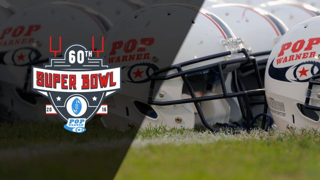 Pop Warner DII Pee Wee Super Bowl (Semifinal) (DII Pee Wee Super Bowl)