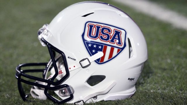 United States vs. Canada (Under 16 (9th Grade)) (Youth Football)
