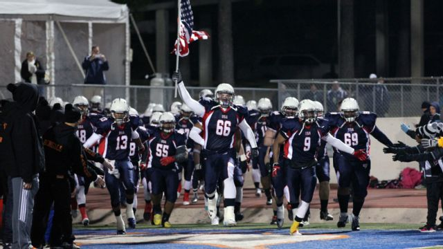 United States vs. Canada (Under 17 (10th/11th Grade)) (Youth Football)