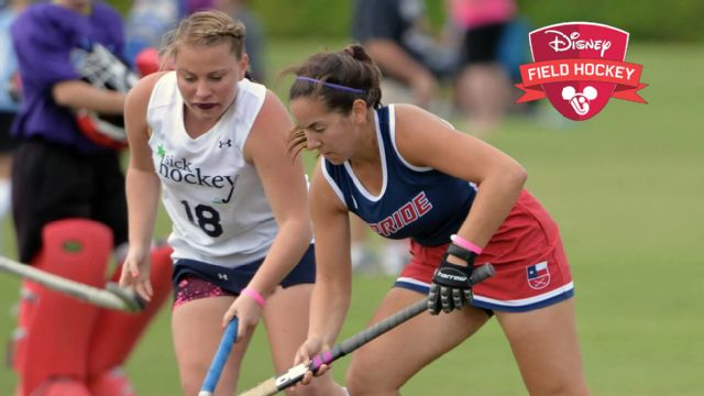Disney Field Hockey Showcase - U16 Anna Flight
