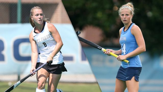 North Carolina vs. Wake Forest (Field Hockey)