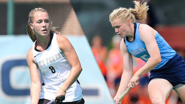 Wake Forest vs. North Carolina (Field Hockey)