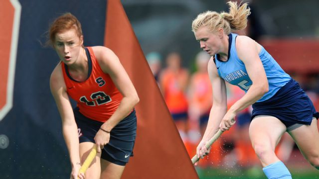 Syracuse vs. North Carolina (Semifinal) (ACC Field Hockey)