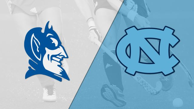 Duke vs. North Carolina (Field Hockey)